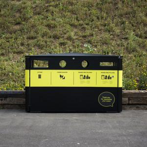 Rodzaje pojemników na odpady