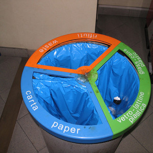 Rodzaje koszów na śmieci
